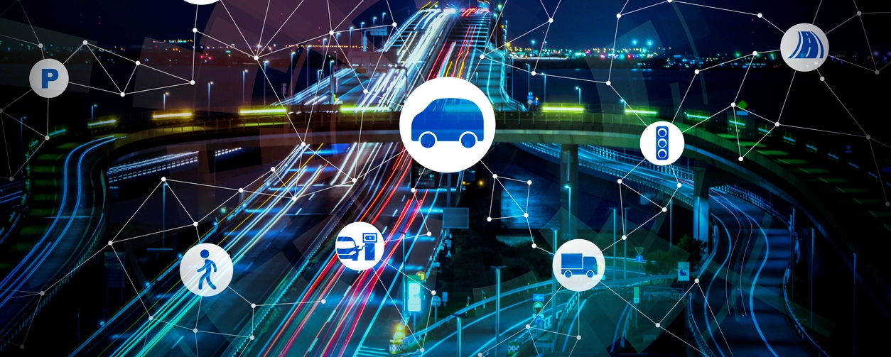 Digital Transformation in Vehicle Tracking using IoT